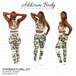 Strong Floral Set - AHHSFS