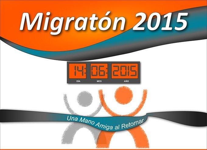 Lanzamiento Migratón 2015