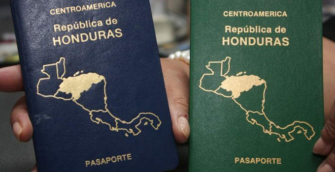 Miami Anuncia Cambios En Emisión De Pasaportes Hondureños