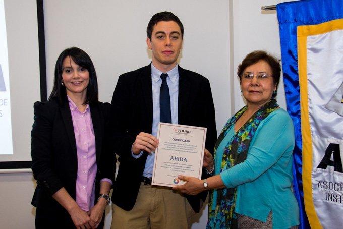 FUHRIL Certifica Instalaciones De AHIBA
