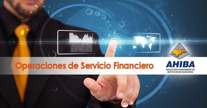 Operaciones De Servicio Financiero