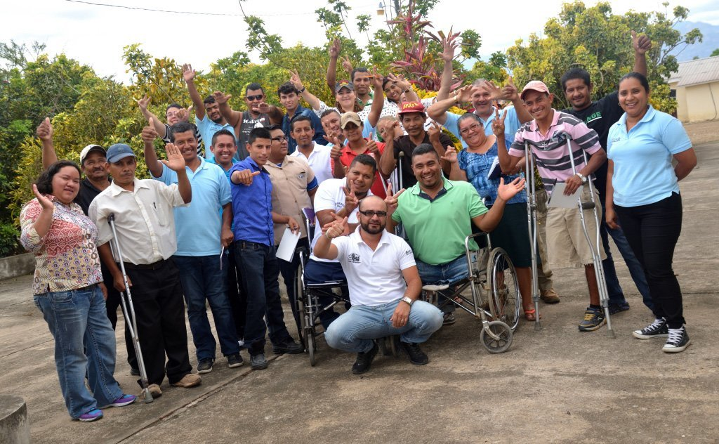 Grupo De Migrantes Del Curso De Motivación Empresarial