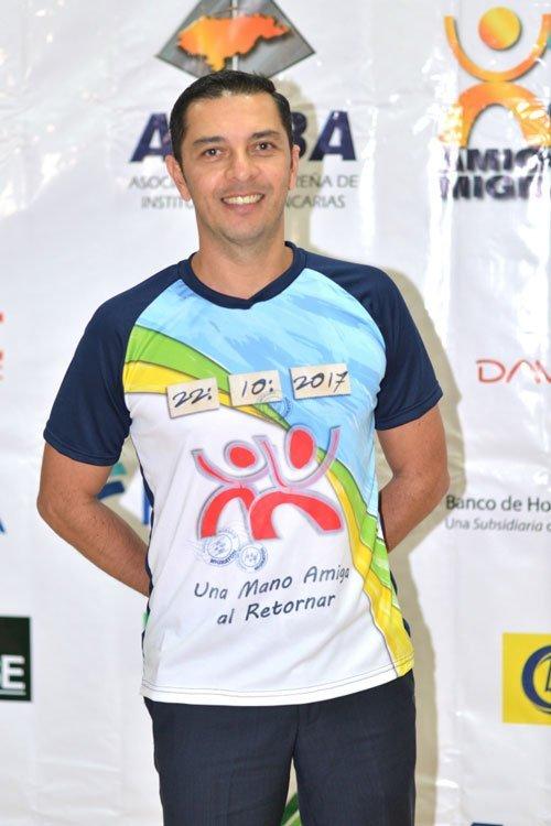 Camiseta oficial Migratón 2017