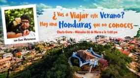 Webinar Hay una Honduras que no conoces