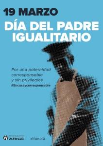 Día del padre igualitario 2020 #Encasaycorresponsable