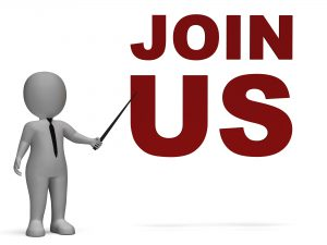 Join Us Sign Shows Register Or Subscribe As Member