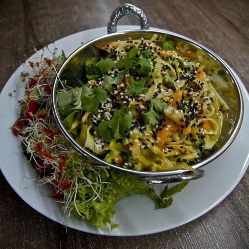 zielne curry