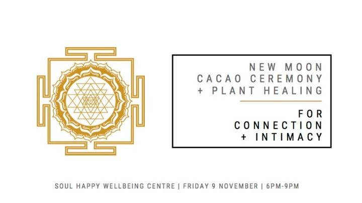 New Moon Sacred Sensuality Cacao Ceremony