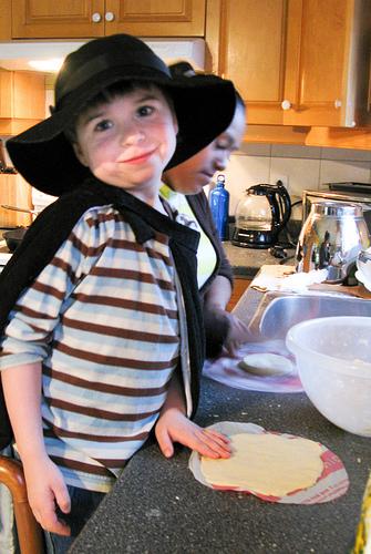 the spy's tortilla!!
