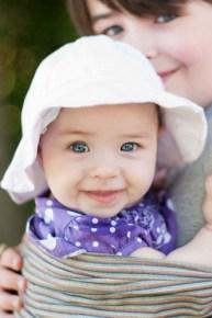 Wilhelmina 4 months!