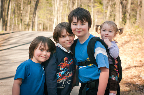 My fabulous four...