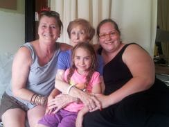 Four generations again...