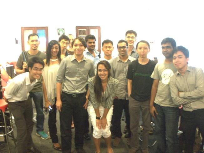 Firefox OS Singapore User group Meetup
