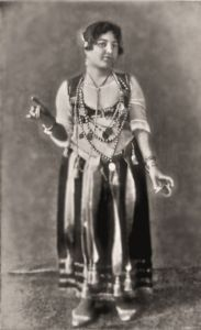 History of Belly Dance Farida Syrpoulos Little Egypt