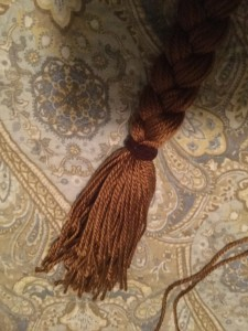 How to Make Braids for Folkloric Egyptian Costumes • Ahlam