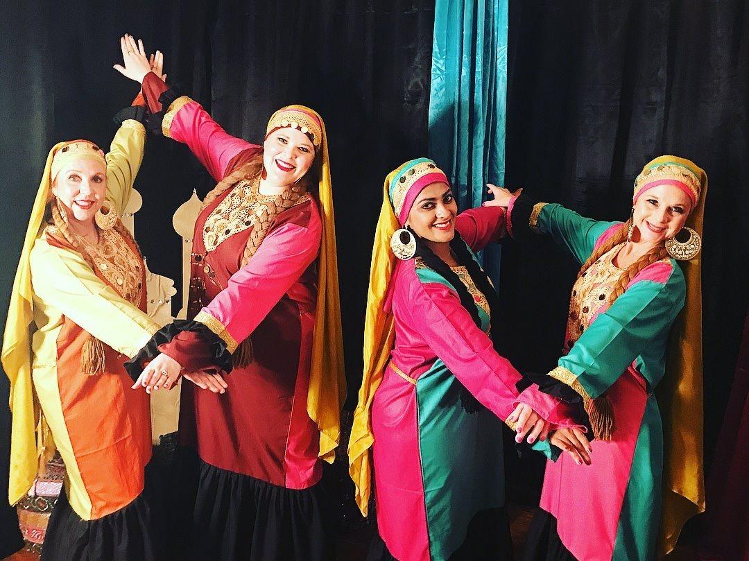 Ahlam Dance Company - Egyptian Nubian