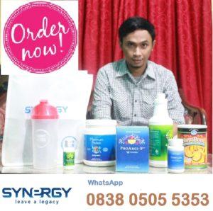 pesan sekarang radiance synergy di Indra Jaya