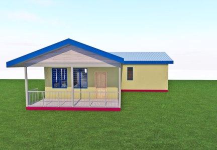 Hibiscus House Type 1