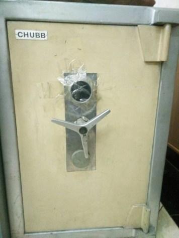 service brankas chubb