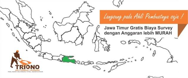 ahli pembuat lapangan Jawa Timur
