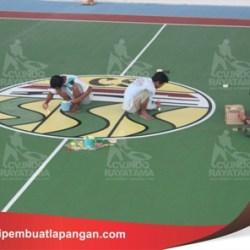 Ahli Pembuat Lapangan Olahraga Futsal Basket Badminton Tenis Volley