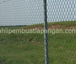 pagar lapangan olahraga pagar harmonika ahlipembuatlapangan.com