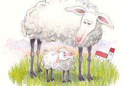 illustration til sangbog