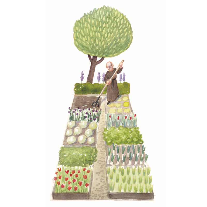 Illustration til skoletjenesten
