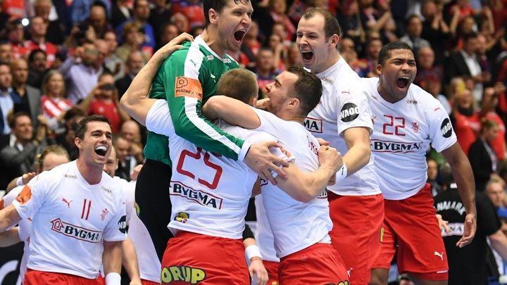 الدنمارك تفوز على البرتغال في أولمبياد كرة اليد