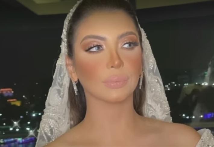 حفل زفاف دعاء صلاح بحضور محمد فؤاد وحمادة هلال