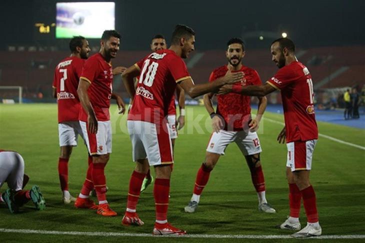 قائمة الأهلي في مباراة الإسماعيلي في الدوري المصري الممتاز واستبعاد سعد ومروان