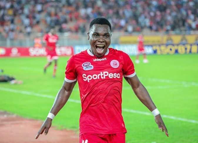 الأهلي يعلن ضم لويس ميكيسوني مهاجم نادي سيمبا التنزاني لمدة أربع سنوات