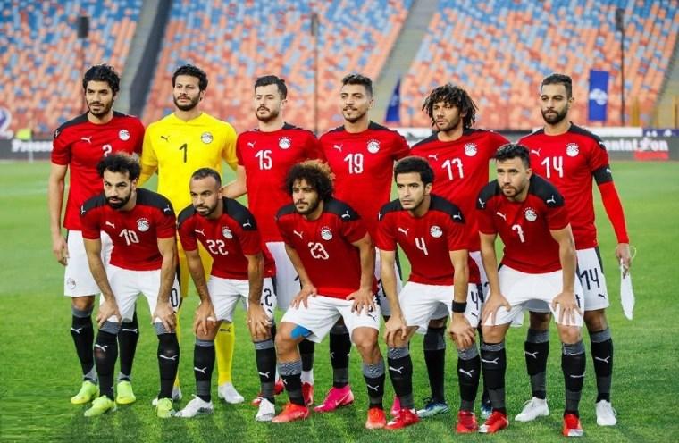 سلبية مسحة منتخب مصر قبل مواجهة الجابون وموعد المباراة والقنوات الناقلة لها في تصفيات كأس العالم 2022