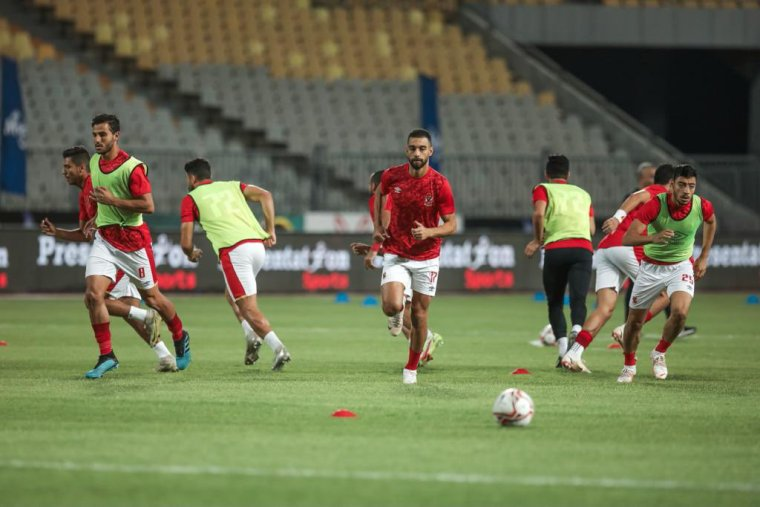 تشكيل الأهلي المتوقع لمواجهة إنبي في كأس مصر ومحمد شريف وميكيسوني يقودان الهجوم