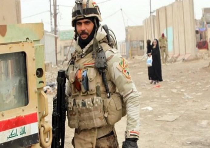 العراق يحبط عملية إدخال مواد متفجرة من سوريا