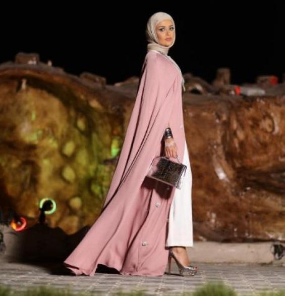 أزياء محجبات 2021
