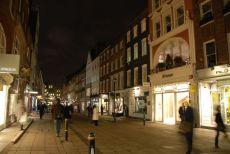 Shopping Street near New Bond