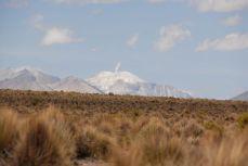 Volcan en Chile