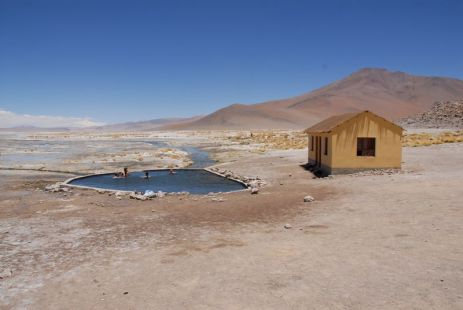 Aguas termales