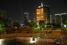 Skyline from corniche