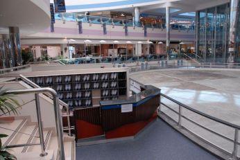 Icefield in Marina mall