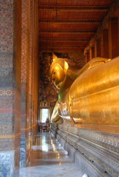 Laying Buddha