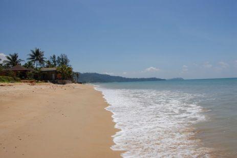 Bang Niang Beach south view