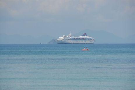 Star Cruises at Railay