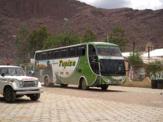 Bus de Tupiza a Cotagaita