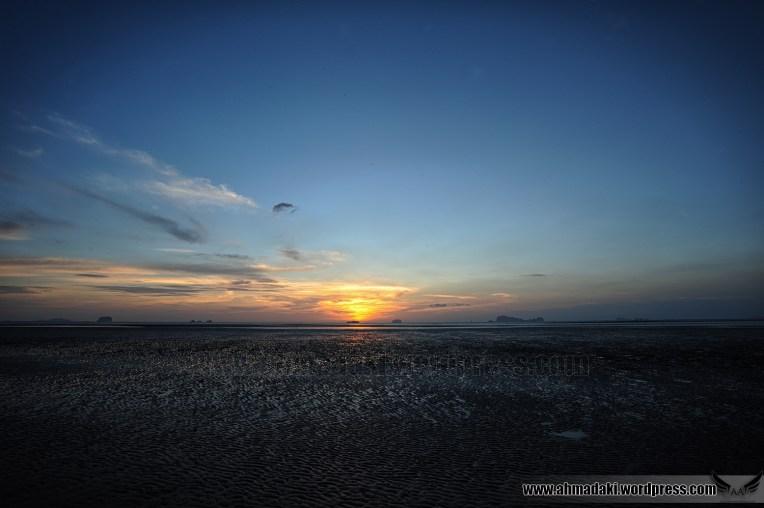 Rawai Sunset - Roadtrip Alor Setar - Krabi 2013