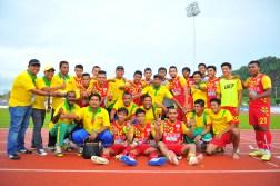 SUKMA PERLIS: Kedah (7) vs (1) P.Pinang