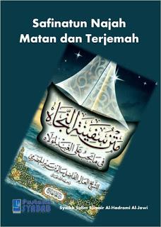 Kitab Safinatun Najah Bahasa Indonesia