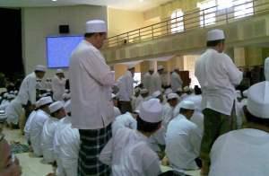 Hukum Shalat Tahiyatul Masjid Ketika Adzan