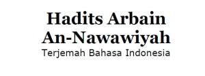 Terjemahan Hadits Arbain Karya Imam Nawawi